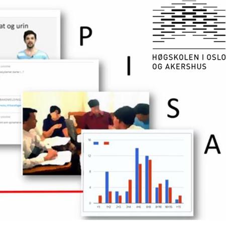 Nettkurs i Presentasjon-Interaksjon-Samhandling og Analyse