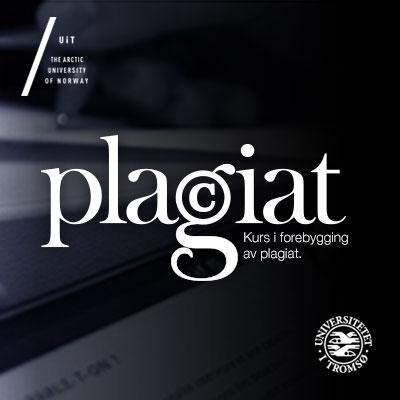 Forebygge plagiat